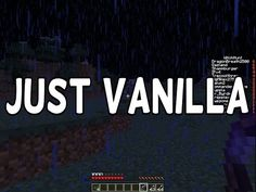 Just Vanilla Season Two