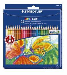 Staedtler Noris Club 144 Colouring Pencils