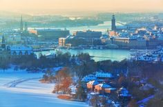 Follow our tips on how to visit #Stockholm on a budget!