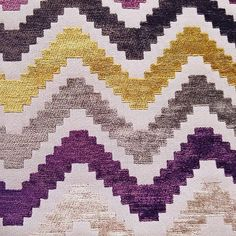 No.1 -  patches | questi tessuti sono perfetti per i vostri cuscini! #divaniblues Colours Colours Colours. We love this! #divaniblues #interiordesign #luxury #fabrics #colours #zigzag #design #interior #business #furniture #arredamentomilano #atelier #meda #milano #patches #cushions #violet #madeinmeda #production #romo #design #england #tessuti #picoftheday #bespoke #madeinitaly #sumisura #artisans #italian #style #deluxe #romo #england #picoftheday