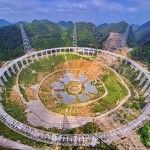 China Is Building The World's Largest Radio Telescope (FAST)