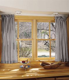 33 Best Cabin curtains images | Cabin curtains, Curtains, Home