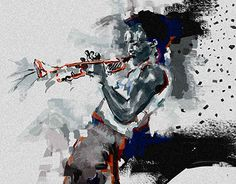 "Check out new work on my @Behance portfolio: ""Miles Davis digital portrait by lemki"" http://be.net/gallery/51940957/Miles-Davis-digital-portrait-by-lemki"