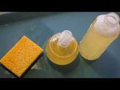 Comment fabriquer son liquide vaisselle et son produit dégraissant ?