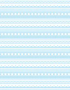 cenefas en azul...jpg (2550×3300)