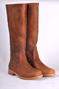 Wanderlust.... Riding leather boots.