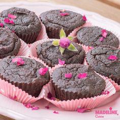Briose cu sfecla rosie / Beetroot muffins