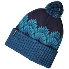 Patagonia Powder Town Beanie ($39) ❤ liked on Polyvore featuring accessories, hats, beanie hat, patagonia, patagonia hats, patagonia beanie and beanie cap
