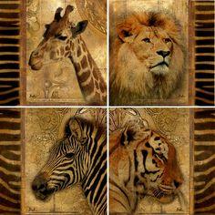 Elegant Safari