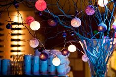 Flower Power- Christmas Lights