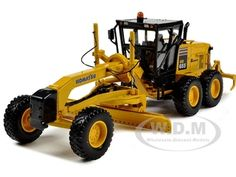 """Diecast Komatsu Construction Vehicles: Ever hear the saying """"If it is"""