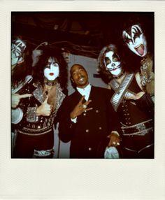 Tupac and Kiss