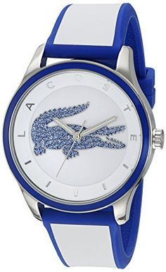 Lacoste Women's 'VICTORIA' Quartz Multi Color Casual Watch (Model: 2000928) ** Click image for more details.