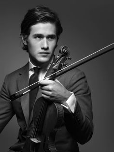 Charlie Siem (born January 14, 1986) is an English contemporary classical violinist.