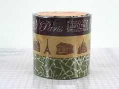 What about these Parisian Washi tapes...