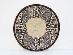 Binga-Basket-28cm-11-034-African-Basket-Woven-Wall-Baskets-ZB1131