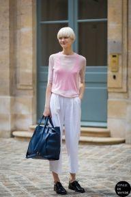 STYLE DU MONDE / Haute Couture Fall 2014 Street Style: Nora Vai  // #Fashion, #FashionBlog, #FashionBlogger, #Ootd, #OutfitOfTheDay, #StreetStyle, #Style