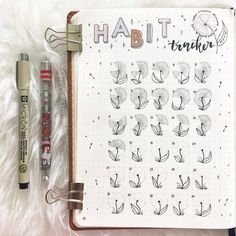 Habit trackers are some of the best tools for productivity and building the life you want. Here are Bullet Journal habit tracker ideas for you! Bullet Journal Birthday Tracker, Bullet Journal Money Tracker, Bullet Journal June, Bullet Journal Travel, Bullet Journal School, Bullet Journal Layout, Bullet Journal Ideas Pages, Bullet Journals, Journal Entries