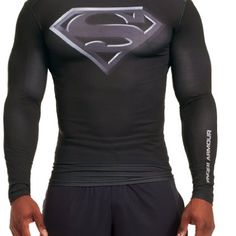 Amazon.com: Under Armour Men's Under Armour® Alter Ego Compression Long Sleeve Shirt: Sports & Outdoors