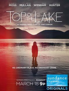 Top of the Lake est une mini-série américano-australo-britannique créée et écrite par Jane Campion et Gerard Lee, coproduite par BBC Two, Sundance Channel et UKTV. (Wikipédia) (ARTV / 2014)