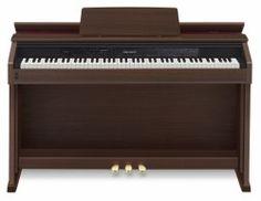 Đàn Piano Điện Casio AP-450 với thiết kế thanh lịch sẽ làm tô điểm thêm cho vẻ đẹp ngôi nhà của bạn