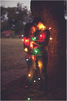 @Jessica Eisenbeis I feel like you and Peter should take this picture just because (a) you love Christmas so much and (b) you guys are so cute!