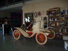 1909 Brush Runabout Brush Motor Car Co. Detroit, MI 1907-1913