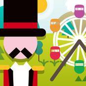 Funland. Un divertido juego para aprender Inglés ambientado en una feria y dirigido a estudiantes de entre 7 y 12 años. Este juego ha sido creado por Cambridge English Language Assessment, un departamento de University of Cambridge, conjuntamente con Matmi, el galardonado desarrollador de juegos.