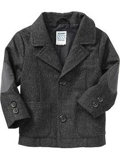 Elbow-Patch Blazers for Baby | Old Navy ... oh my... Torri has a jacket just like this!