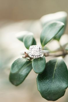 square engagement ring virginia beach oceanfront winter engagement session by hampton roads wedding photographer