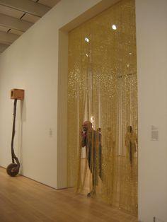 "Felix Gonzalez-Torres, ""Untitled"" (Golden), (1995)"