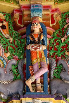 Rabari temple in Gujarat - India