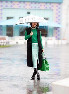 Дождливый понедельник