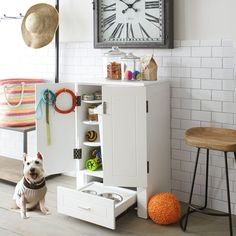 Puppy Pantry - New in March 2013 from Wisteria on shop.CatalogSpree.com, my personal digital mall.