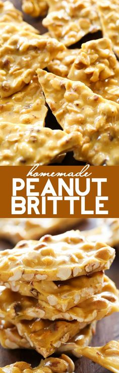 Gummi Worms Market Pantry - Candy - Ideas of Candy - Homemade Peanut Brittle Candy Ideas of Candy Homemade Peanut Brittle. This is an easy delicious homemade candy that makes a lot in one batch! If you love peanuts you will love this candy! Delicious Desserts, Dessert Recipes, Yummy Food, Holiday Baking, Christmas Baking, Homemade Peanut Brittle, Easy Peanut Brittle Recipe, Brittle Recipes, Homemade Candies