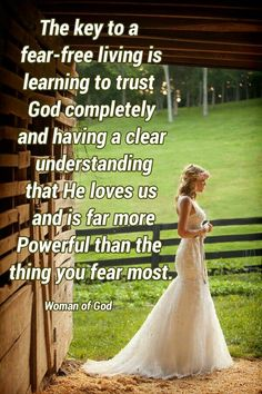The Key to Living Fear Free Is to Trust God Completely ! I am strugging with this , with all the pain and Flares from 6 auto immune diseases , Im so tired , so much pain , want to breath and swallow Oh Lord Please Grant me a clear understanding <3 Thank you for your Powerful Love!