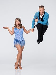 FIRST LOOK: Check Out Dancing with the Stars Season 21's Official Pairs Portraits! | Bindi Irwin and Derek Hough |