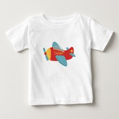 Colourful & Adorable Cartoon Aeroplane