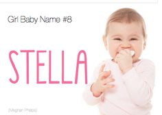 baby name: Stella
