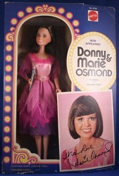 Marie Osmond doll, one of my favorite dolls!