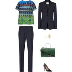 What To Wear: IABC World Conference Look 1