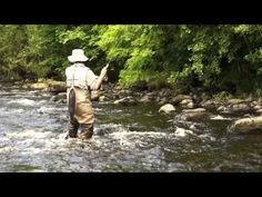 Adapting techniques to suit the river pool. Duo, dry fly and nymphing.