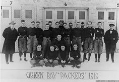 Packers born in 1919, not 1921 #GOPACKGO