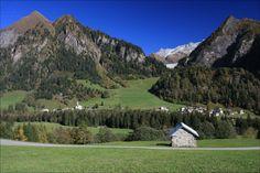 Valle di Blenio near Luzzone dam - Canton Ticino - Switzerland