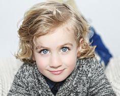 kinder portret door Puurfoto.com