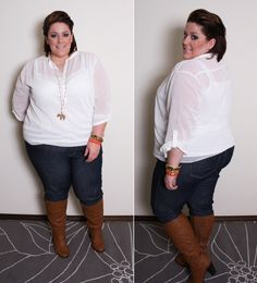 Love the simplicity of this outfit from Jessica Kane. Gorgeous!