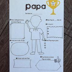 Für den anstehenden Vatertag habe ich heute ein Einlegeblatt für die Vatertagskarte entworfen - nachdem ich heute realisiert habe, dass ja…