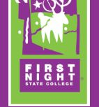 First Night State College 2012