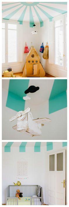 The cutest kid's room