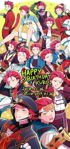 Rhythm Games, Ensemble Stars, Akatsuki, Fanart, Comic Books, Manga, Comics, Twitter, Happy